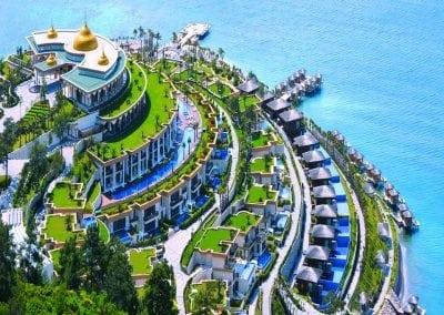 فنادق ومنتجعات ذا بودروم باي بارامونت Hotels & Resorts The Bodrum Bay Paramount