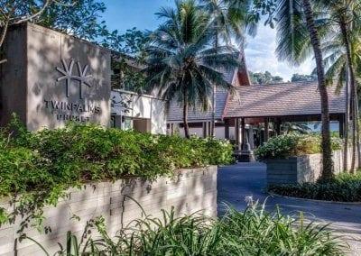 توينبالمز فوكيت Twinpalms Phuket