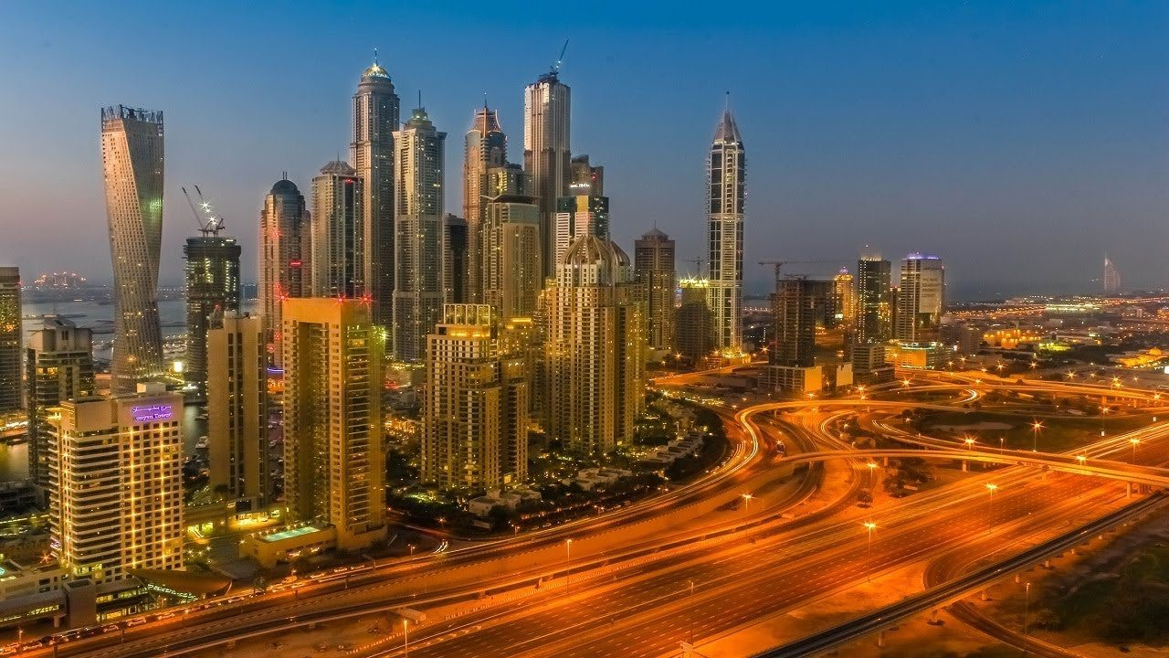 Temui Emiriah Arab Bersatu