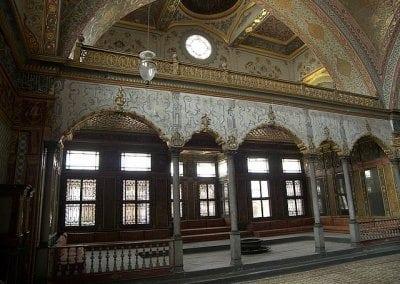 قصر توب كابى اسطنبول