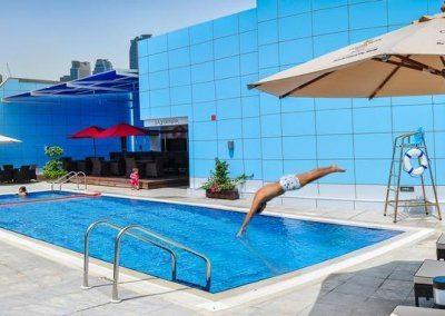 كوبثورن الشارقة Copthorne Hotel Sharjah