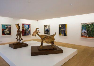 جولة في متحف بيكاسو