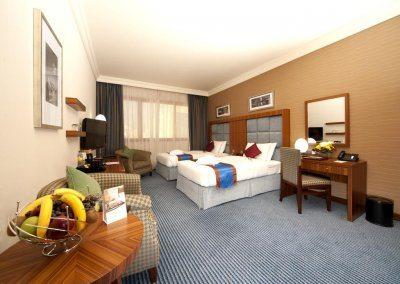فندق سيتي سيزونز الحمراء City Seasons Al Hamra Hotel