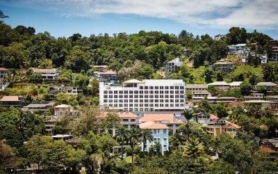 فندق اوزو كاندي سريلانكا