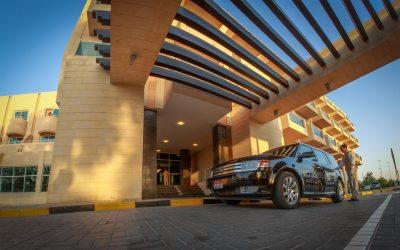 فندق مفرق أبو ظبي