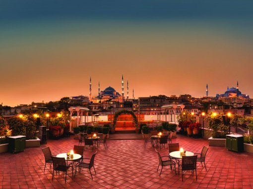 فندق أرمادا إسطنبول أولد سيتي