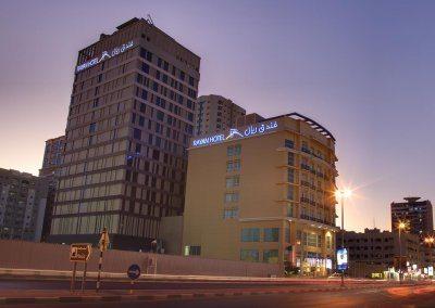 فندق ريان Rayan Hotel