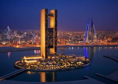 اين تقع البحرين معلومات عن البحرين