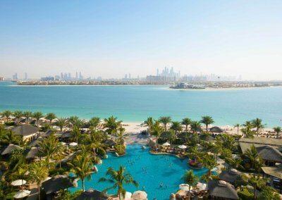 سوفيتيل بالم دبي Sofitel Dubai The Palm