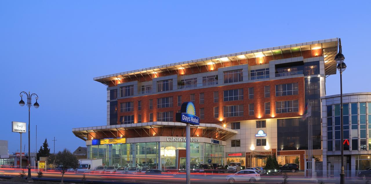 Отель Диас Баку