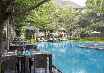منتجع كورتيارد باي ماريوت بالي Courtyard by Marriott Bali Resort