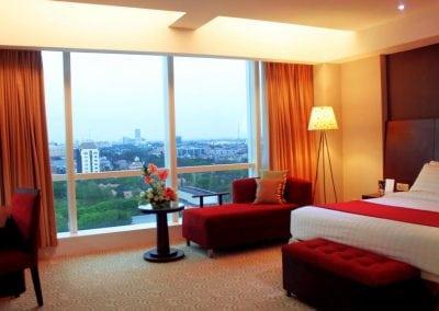ذي آلانا The Alana Hotel Surabaya