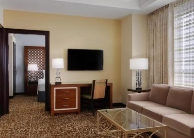 هيلتون مكة Hilton Suites Makkah