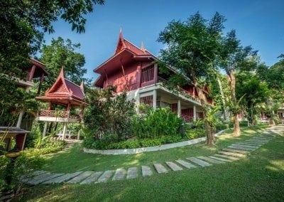 كرابي تاي فيلاج  Krabi Thai Village