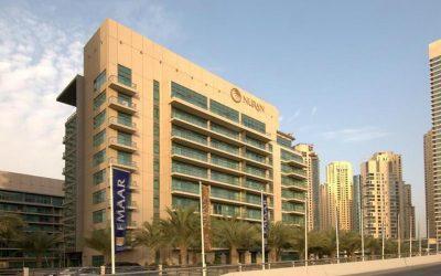 Nuran Marina Residence Hotel Dubai