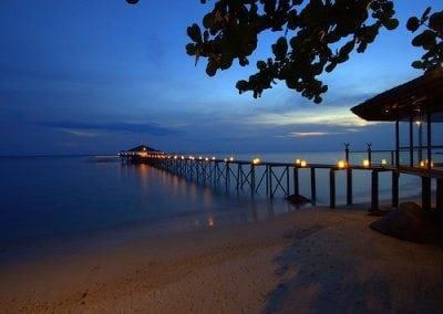 جزيرة تيومان