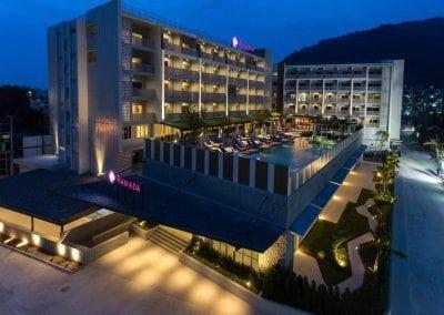رمادا بوكيت ديفانا  Ramada Phuket Deevana