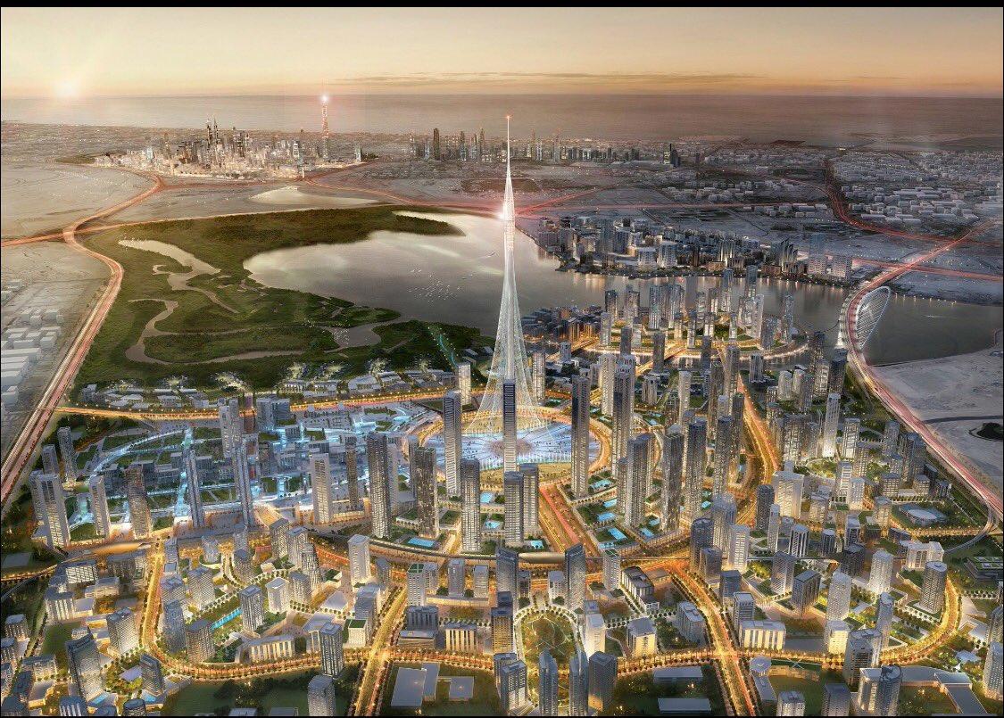 أنشطة في خور دبي الامارات