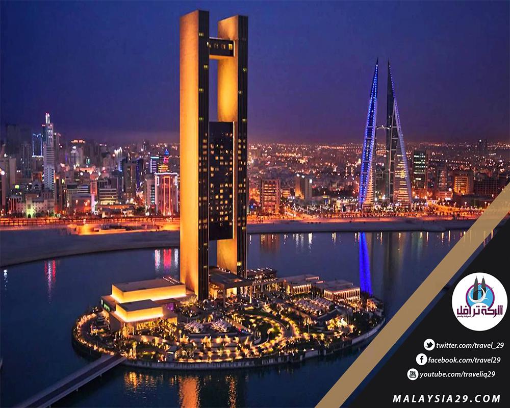 البحرين واشهر المدن السياحية فيها