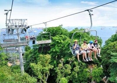 جزيرة سنتوسا فى سنغافورة | افضل الانشطة السياحية فى جزيرة سنتوسا