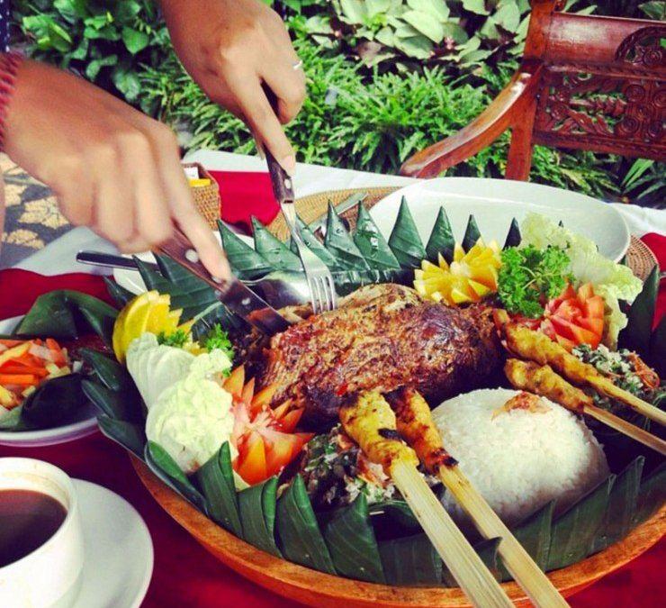 المطاعم الأقل سعرا في بالي