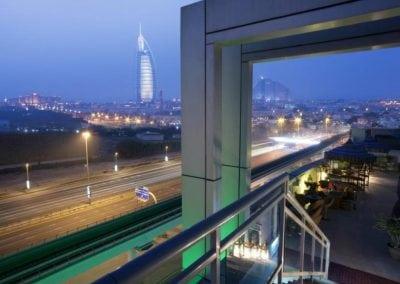 هوليدي ان دبي البرشاء Holiday Inn Dubai Al Barsha