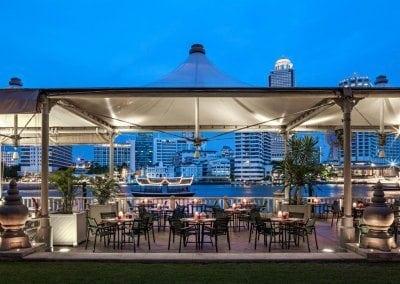 ذا بينينسولا بانكوك The Peninsula Bangkok