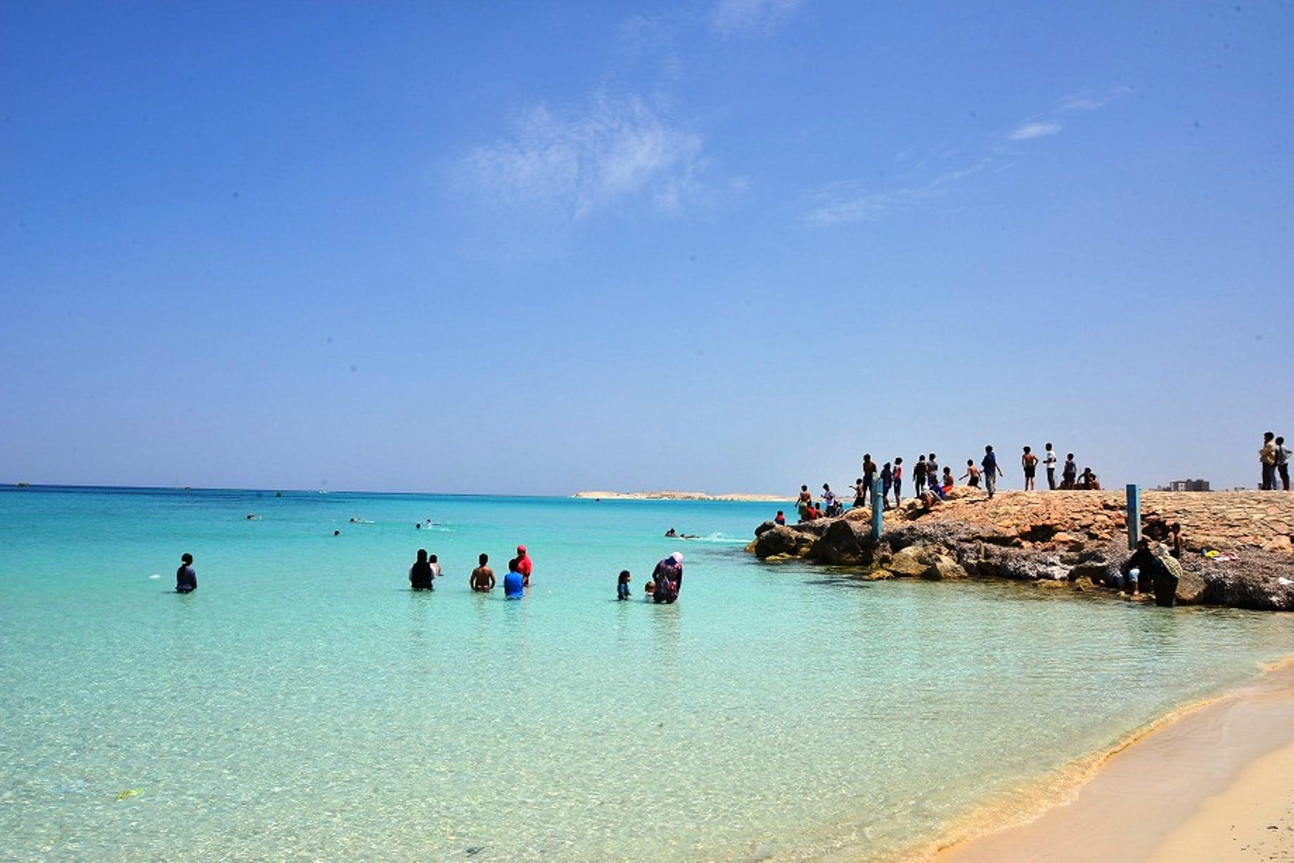 شواطئ مرسي مطروح