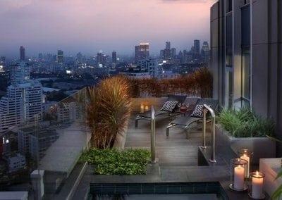 سوفيتيل بانكوك سوكومفيت Sofitel Bangkok Sukhumvit