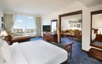 هيلتون ألكسندريا جرين بلازا Hilton Alexandria Green Plaza
