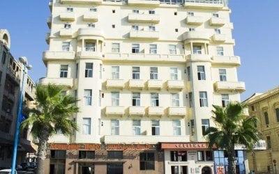 فندق سميراميس الاسكندرية