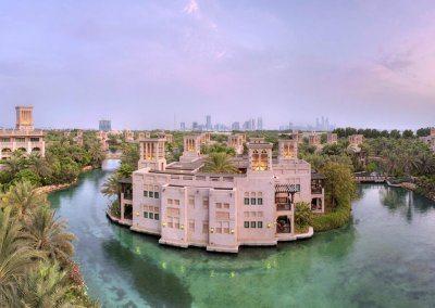 جميرا دار المصيف مدينة جميرا Jumeirah Dar Al Masyaf Madinat Jumeirah