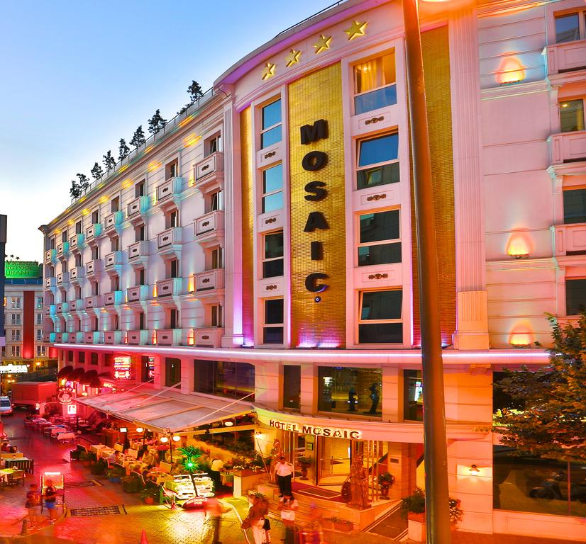 فندق موزايك اسطنبول