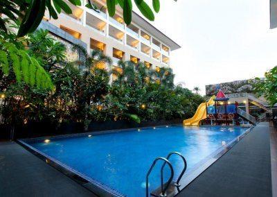 فندق إيست بارك يوجياكرتا Eastparc Hotel Yogyakarta