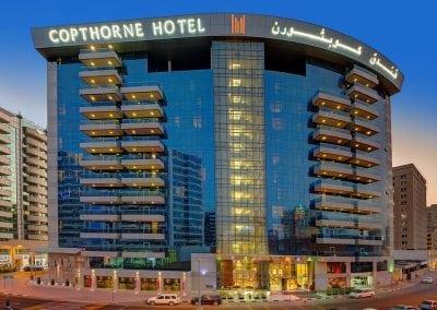 فندق كوبثورن Copthorne Hotel