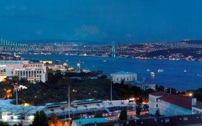 فندق غازي البسفور تركيا