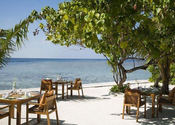 مطاعم جزر المالديف