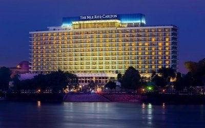 فندق النيل ريتزكارلتون القاهرة