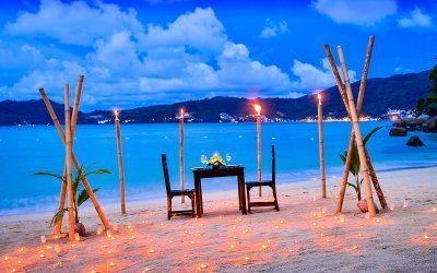 شاطئ الزمرد تري ترانغ