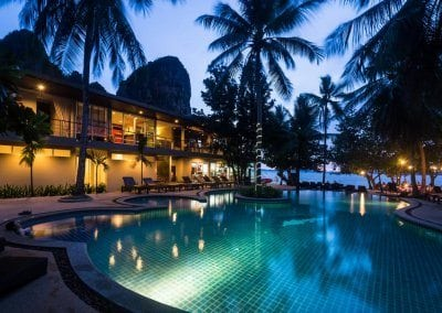 منتجع ساند سي  Sand Sea Resort
