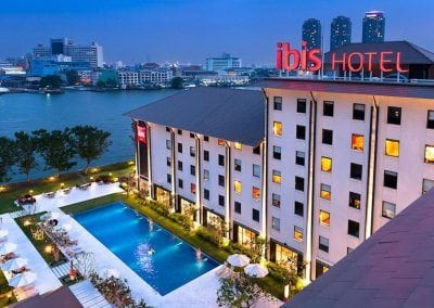 إيبيس بانكوك ريفر سايد Ibis Bangkok Riverside