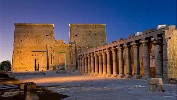 Храм Филе в Асуане