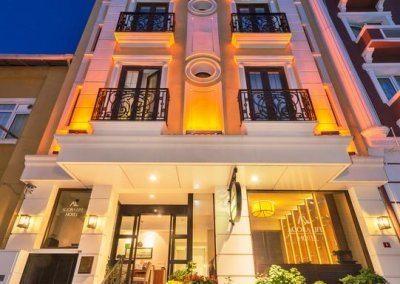 فندق أجورا لايف