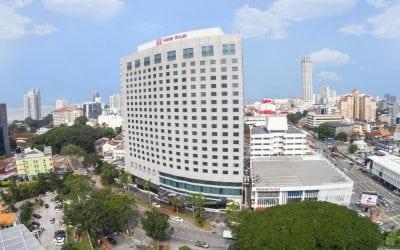 فندق دورست بينانج Dorset Hotel Penang