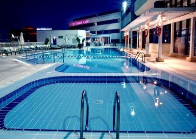 كراون بلازا ديرة Crowne Plaza Dubai Deira