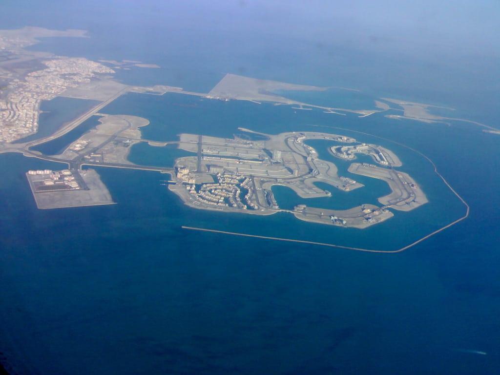 جزر أمواج البحرين