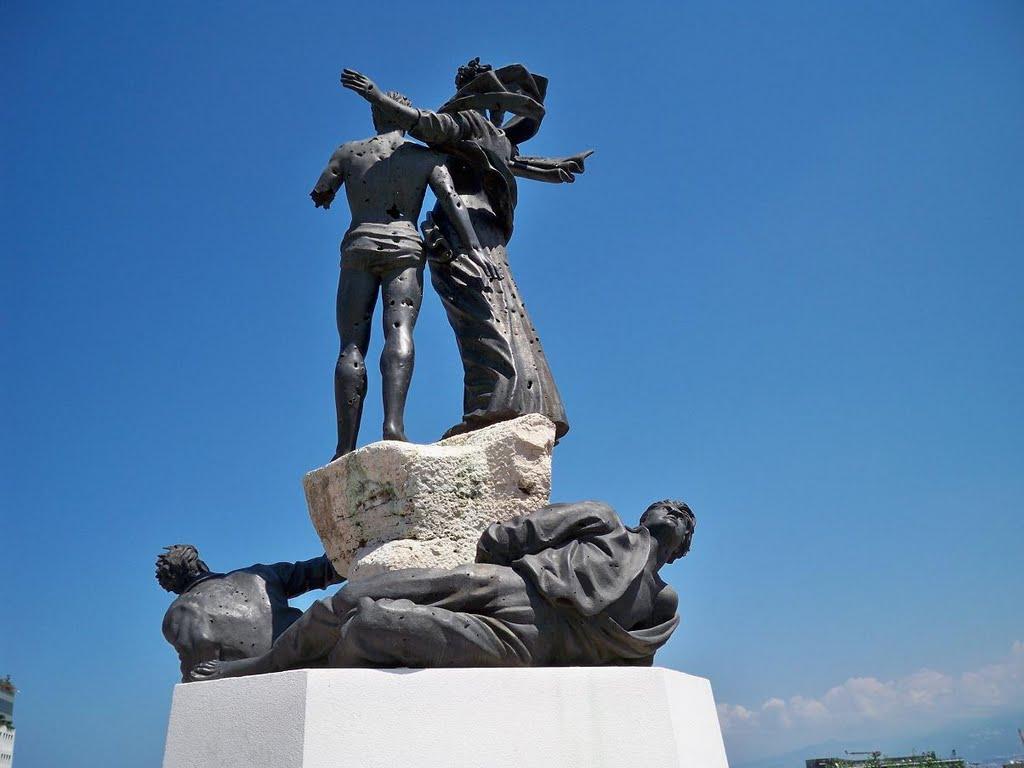 تمثال الشهداء فى بيروت