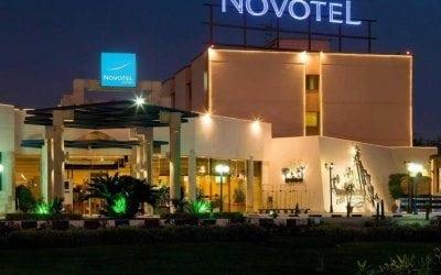 فندق نوفوتيل مطار القاهرة