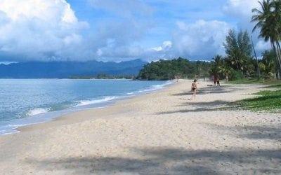 شاطئ بانتاى كوك Pantai Kok