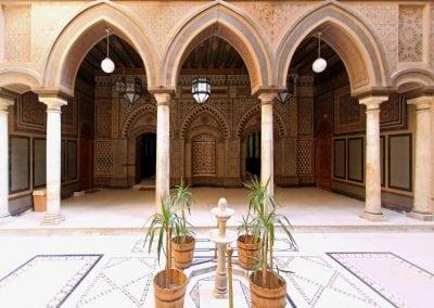 اهم المعلومات عن الكنيسة المعلقة في مصر